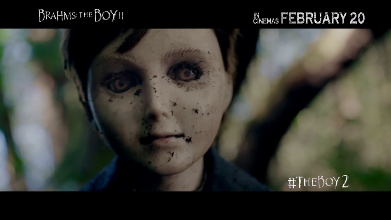 BRAHMS : THE BOY 2│In Cinemas February 20, 2020│Official Trailer #2 [AU / NZ]