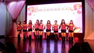 Performance - Jazz Dance (Hey Big Spender)