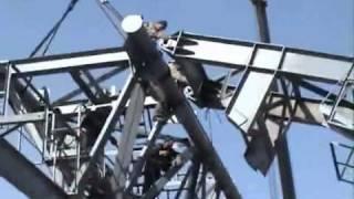 Работа крана 1(Видео работы крана 100 тонн., 2010-12-24T10:23:31.000Z)