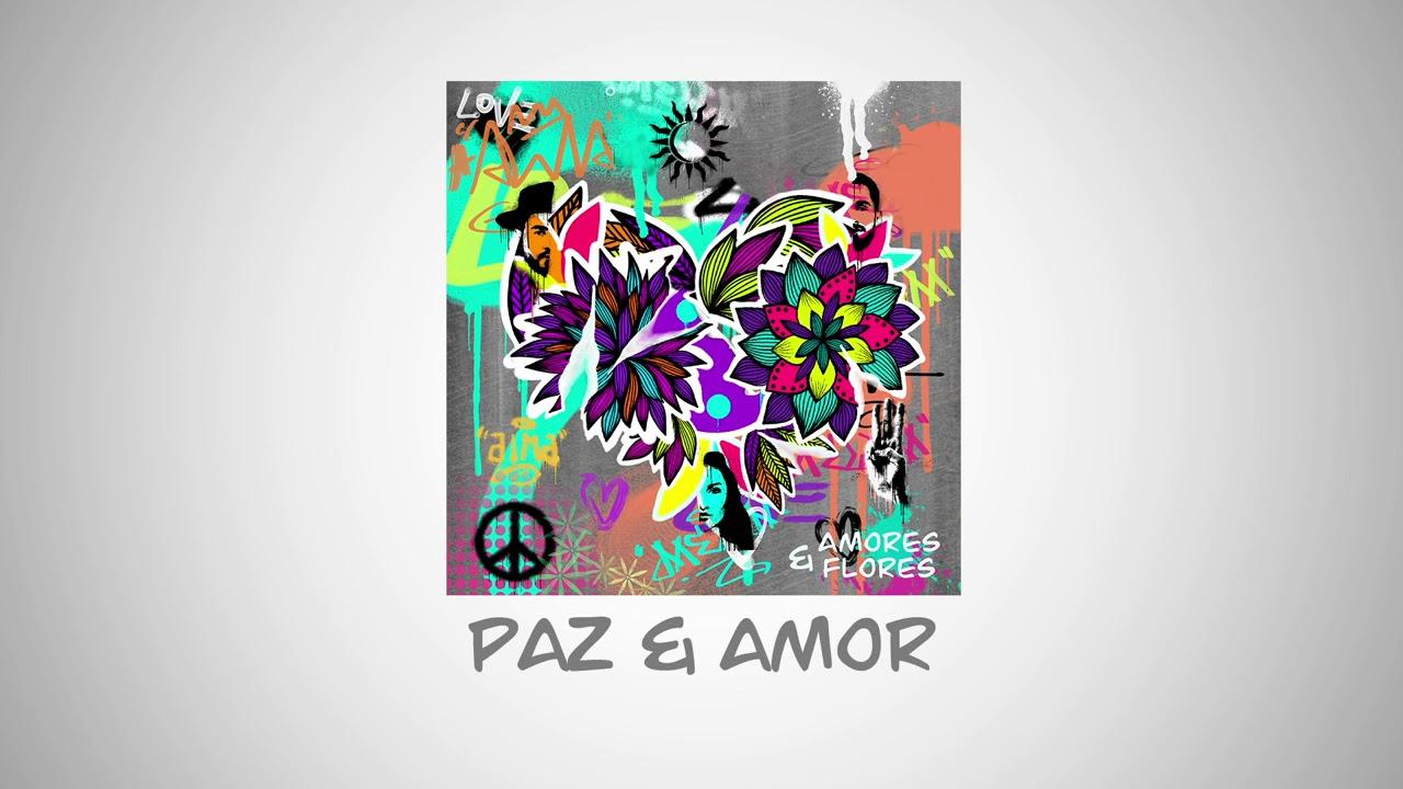 Melim | Paz E Amor (Áudio Oficial)