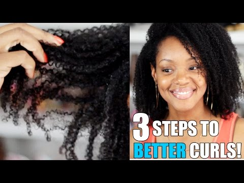 Water Only Washing?? Natural Hair Update! Fine 4A Natural Hair | Borderhammer