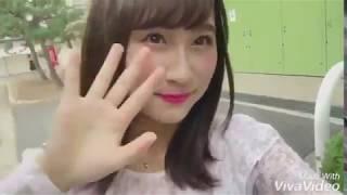 明石奈津子 NMB48 今日も一日頑張りましょう。お仕事〜、からの公演〜 ...