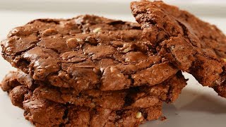 Chocolate Fudge Cookies Recipe