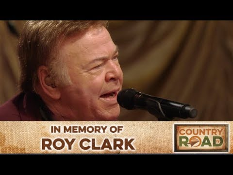 In Memory of Roy Clark