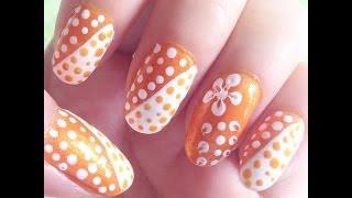 2 Easy Nail art  for summer 2014  | Beauty Intact Thumbnail