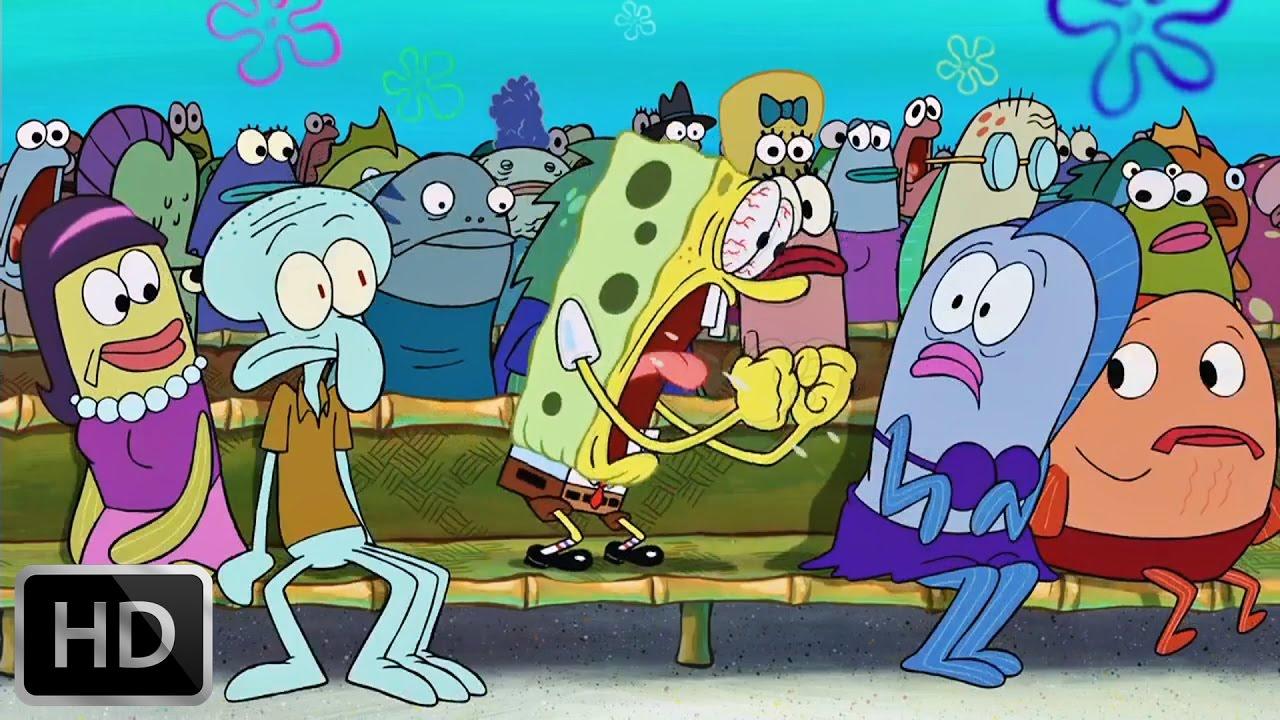 Spongebob yes yeah hd