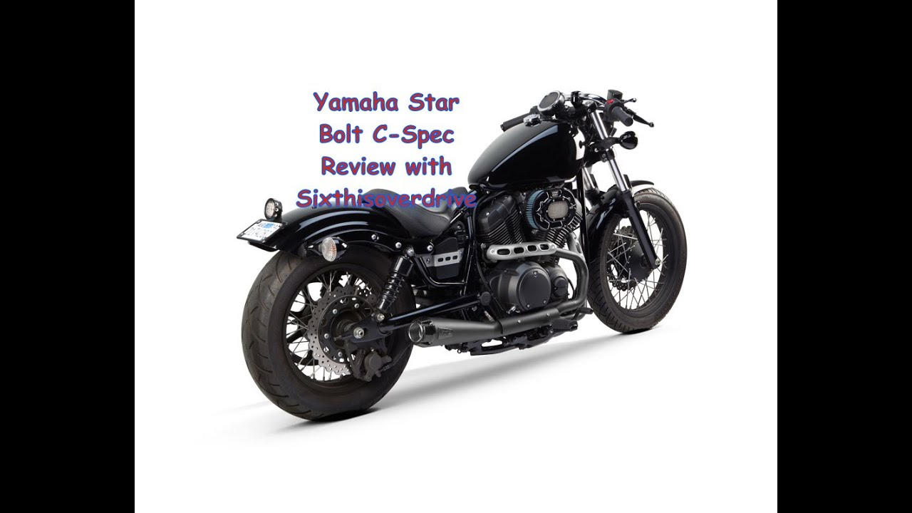 Yamaha Bolt R Spec