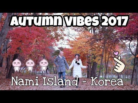 How to go to Nami Island - Vlog Myfunfoodiary