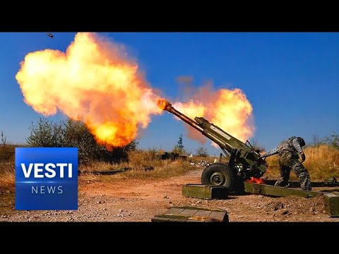 Powerful Bombardment in Donbass! 200 Shells Lobbed at Suburbs of Donetsk, Hospitals Targeted!
