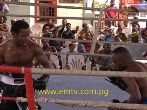 PNG Professional Boxing Gym Host Event To Promote Pro-Boxing