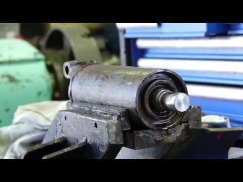 Massey Ferguson Power Steering Cylinder Reseal YouTube