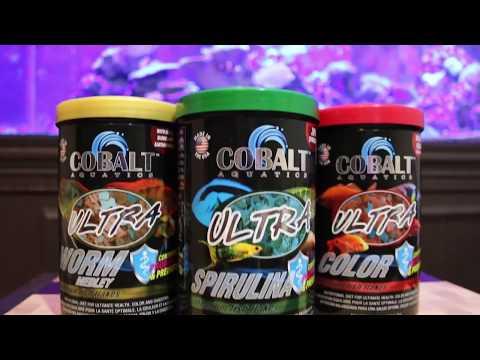 ULTRA FLAKE FOOD Cobalt Aquatics