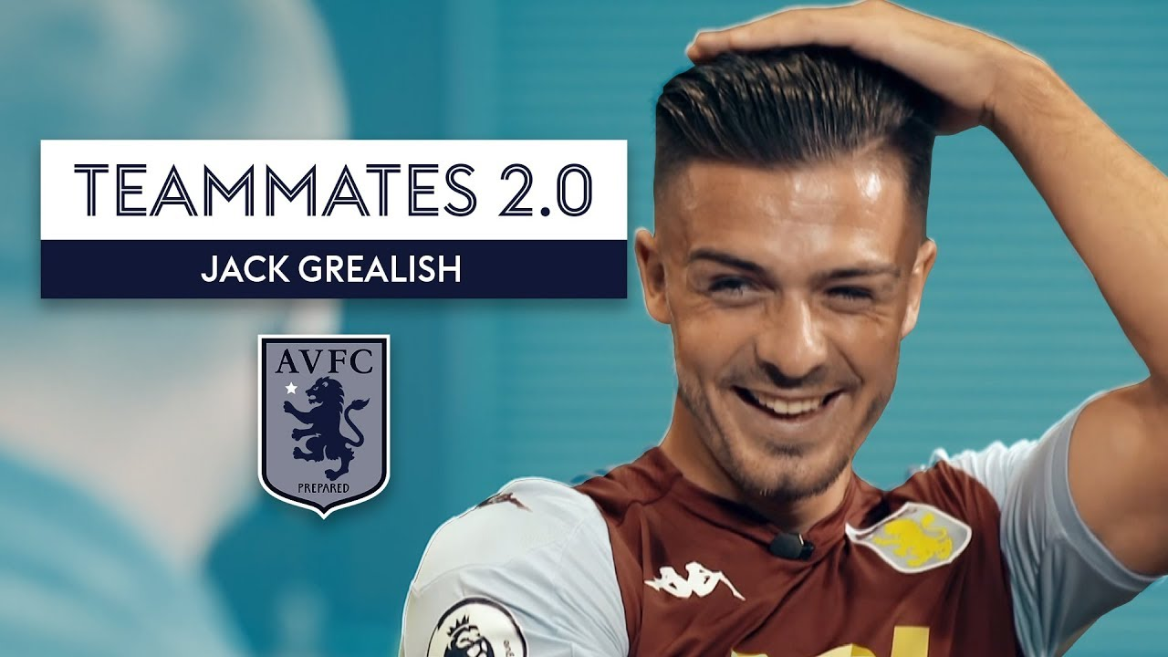 Who is the most vain player at Aston Villa? | Jack Grealish | Teammates 2.0 image