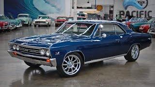 1967 Chevrolet Chevelle 454 Blue