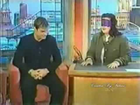 ricky martin in the Rosie O' Donnell Show
