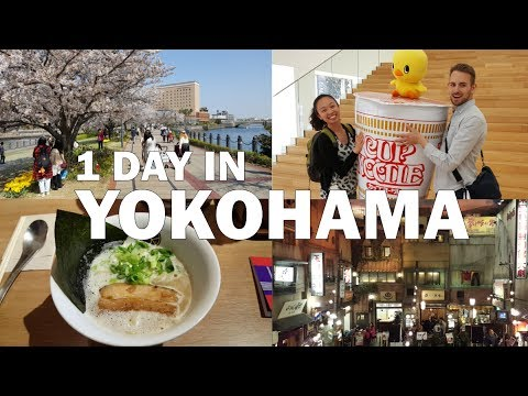 Things to do in Yokohama : Day Trip Travel Guide