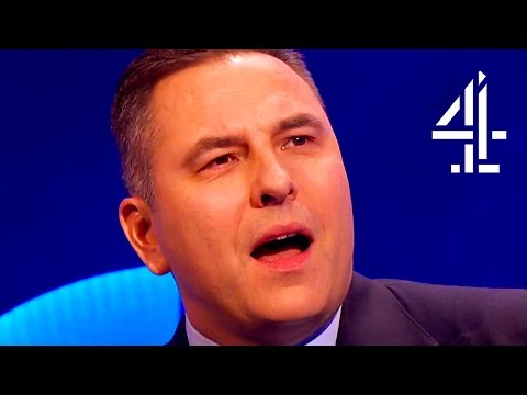 Discussing Fake Facebook  And Trump's Election With David Walliams  The Last Leg