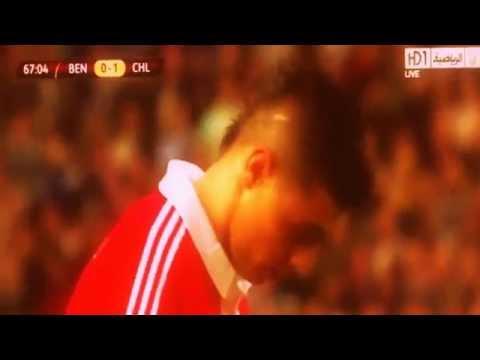 Oscar Cardozo - Benfica 1 - 2 Chelsea.. (-1.GOL-) 15.05.2013 ᴴᴰ