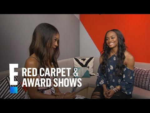 Rachel Lindsay Dishes on Engagement and Fiance Visits | E! Live from the Red Carpet