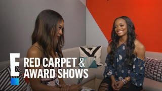 Rachel Lindsay Dishes on Engagement and Fiance Visits | E! Red Carpet & Award Shows