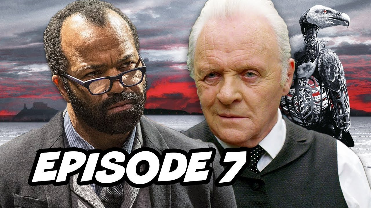 Download Westworld Season 2 Episode 7 - TOP 10 and Easter Eggs Explained