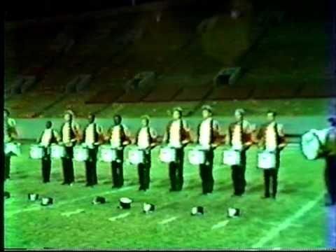 (1988) - 11/05/1988 Memphis State Drumline & SW Louisiana Drumline Drum Battle