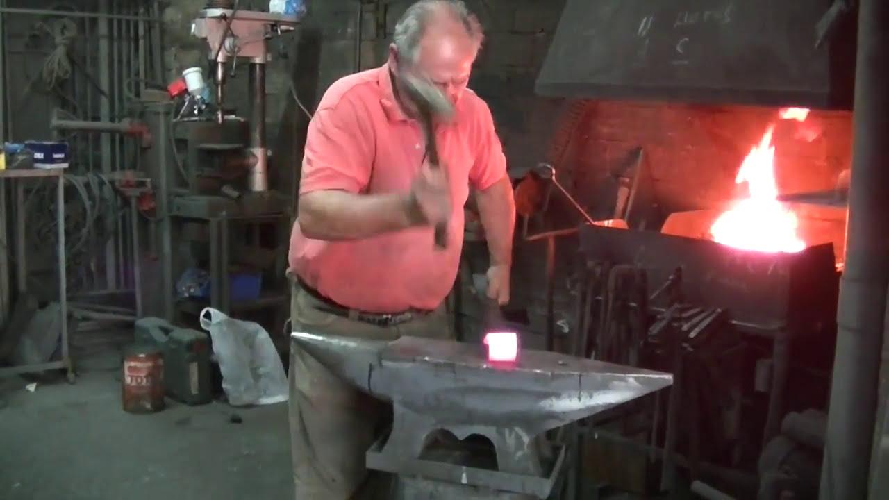 La forja en Armilla (Granada). Oficio documentado en el marco del ...