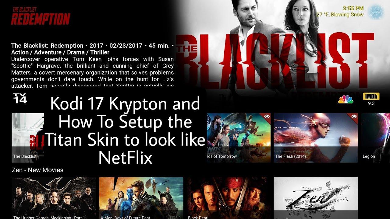 Kodi 17 Krypton build