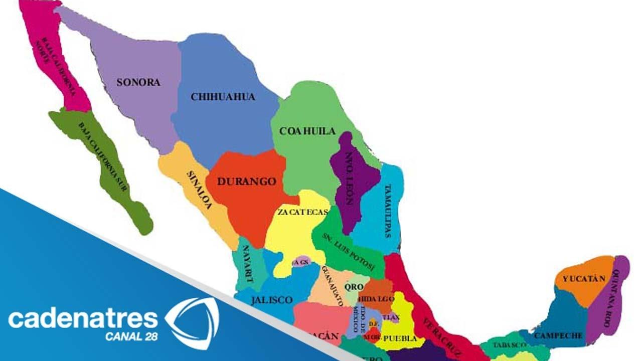 Estados de la Repblica Mexicana se preparan para elecciones del