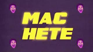 DEKAT / MACHETE / LYRIC VIDEO