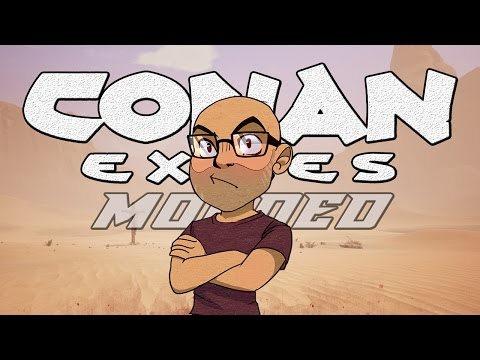 THE BEGINNING OF A NEW CHAPTER!! | Conan Exiles Modded Gameplay E1 - From the Stream