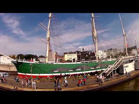 Hamburgo, El Puerto Y Sus Alrededores, INFORME COMPLETO PASO A PASO