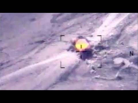 U.S. Conducts Airstrikes on ISIS Fighters in Iraq