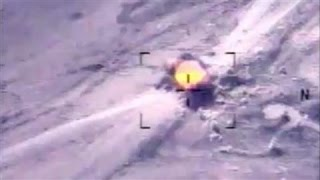 u-s-airstrikes-on-isis-fighters-in-iraq-video