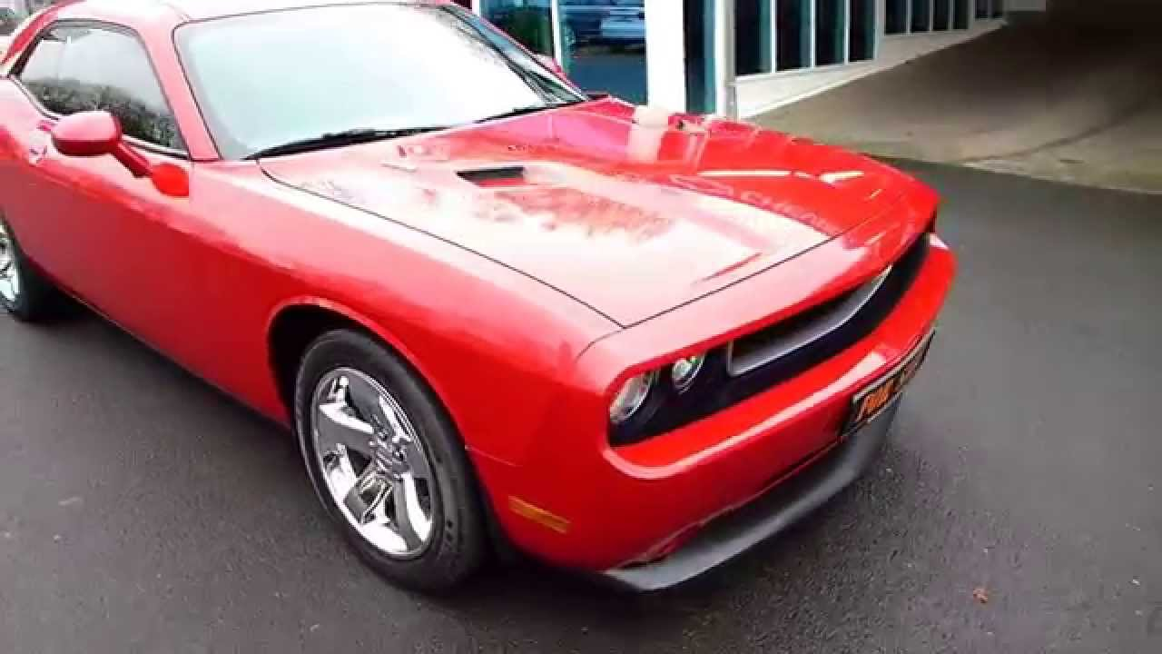 dodge challenger rt red for sale youtube. Black Bedroom Furniture Sets. Home Design Ideas