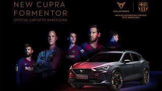 The cupra formentor becomes first-ever model to be selected as fc barcelona official car. on announcement, ceo wayne griffiths highlighted that...