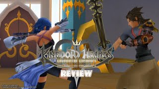 Kingdom Hearts: Melody of Memory (Switch) Review (Video Game Video Review)