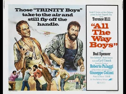 Download All the Way Boys (1972) Full Movie