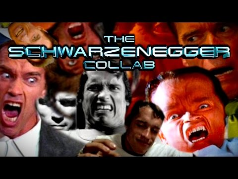 The Schwarzenegger YTP Collab