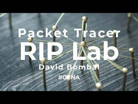 Cisco CCNA Packet Tracer Ultimate Labs RIP Routing Lab
