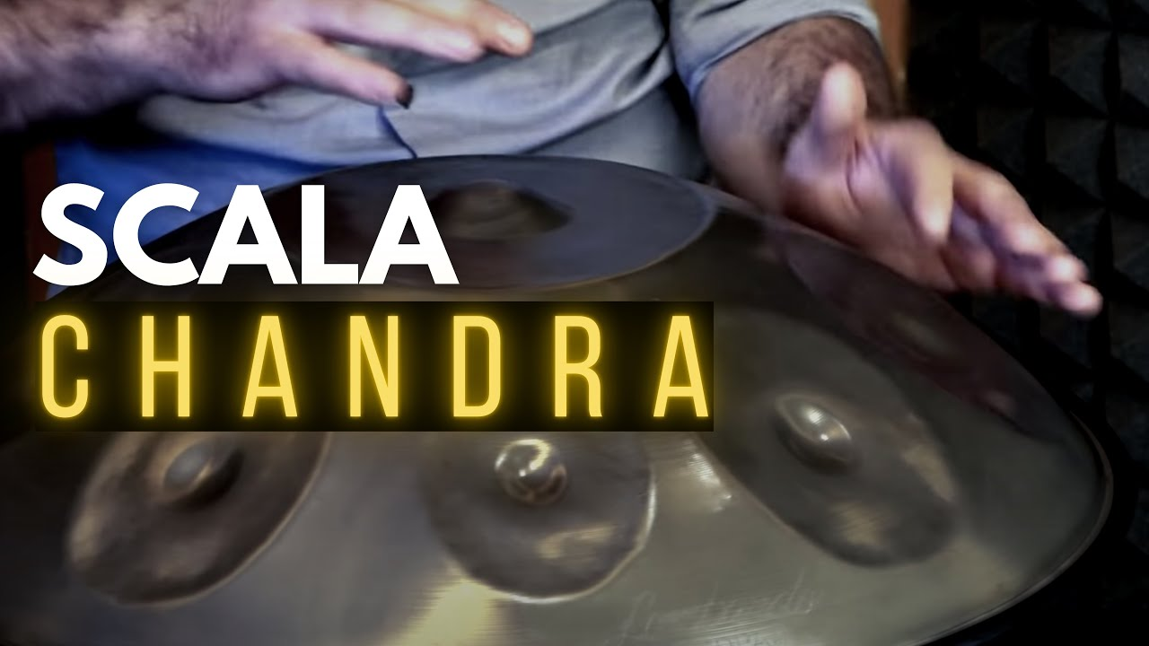 LOMBARDO handpan - Chandra scale