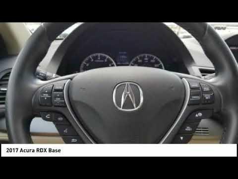 Acura Of Chattanooga >> 2017 Acura Rdx Chattanooga Tn 795a Youtube