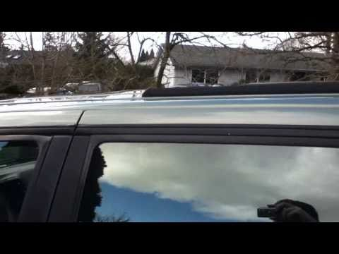 Ford Explorer Roof Rack Removal   YouTube