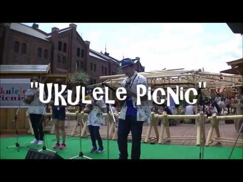 """[Eng Sub]""""Ukulele Picnic"""" - Ukulele Festival in Yokohama, Japan 2017"""