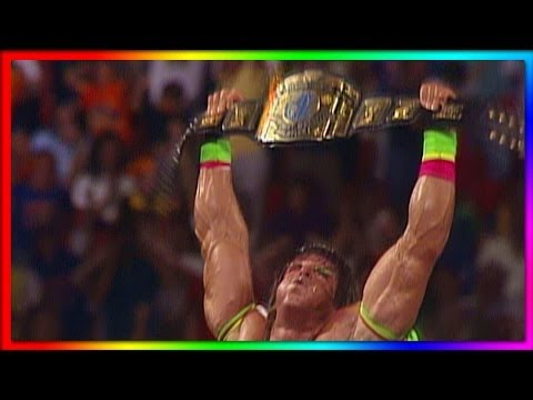 "Ultimate Warrior vs. ""Ravishing"" Rick Rude: SummerSlam 1989 - Intercontinental Championship Match thumbnail"