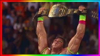 "Ultimate Warrior vs. ""Ravishing"" Rick Rude: SummerSlam 1989 - Intercontinental Championship Match"
