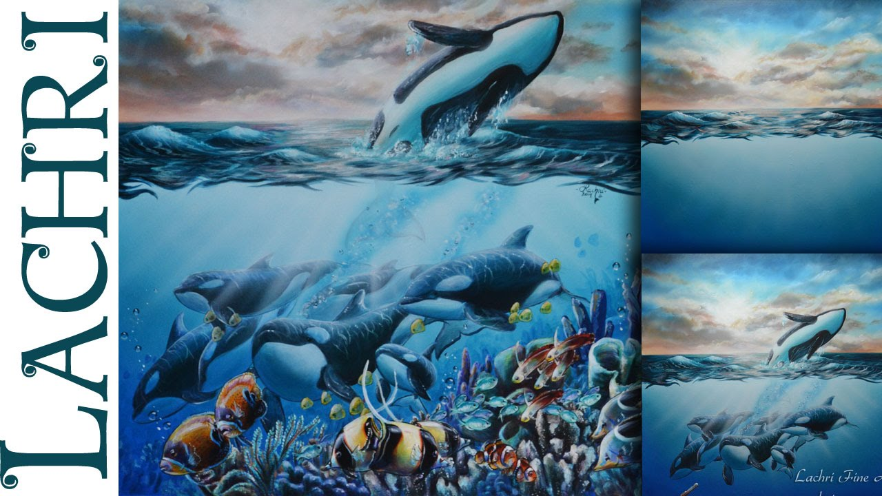 Artist Who Painted Under The Sea