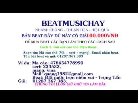 Beat Nhung dieu Thay chua ke - Minh Anh