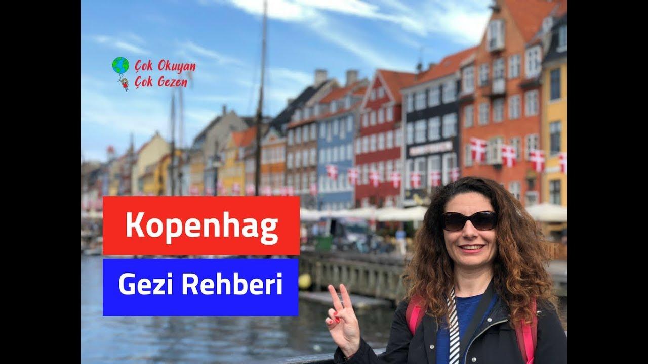 Kuzeyin Güzel Şehri Kopenhag | Ekonomik Kopenhag Gezisi | Kopenhag Gezi Rehberi