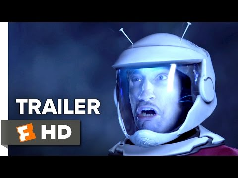 Lazer Team Official Trailer 3 (2016) - Sci Fi Action Movie HD